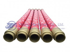 Middle-end Rubber Hose