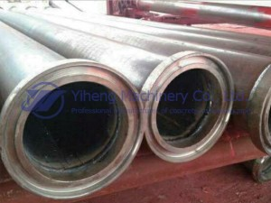 Schwing M/F Pipe