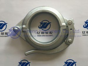 Forged Clamp Coupling