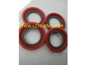 KYOKUTO Concrete pump seal piston with guide rings